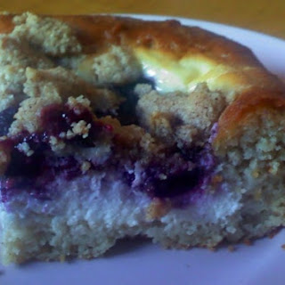 Blueberry Coffee Cake – Gluten Free Recipe