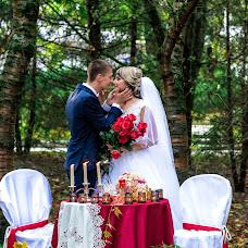 Wedding photographer Yuliya Dudina (dydinahappy). Photo of 29.10.2017