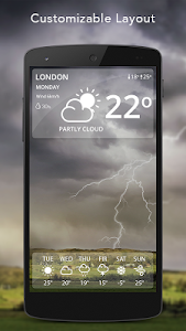 Live Weather screenshot 4