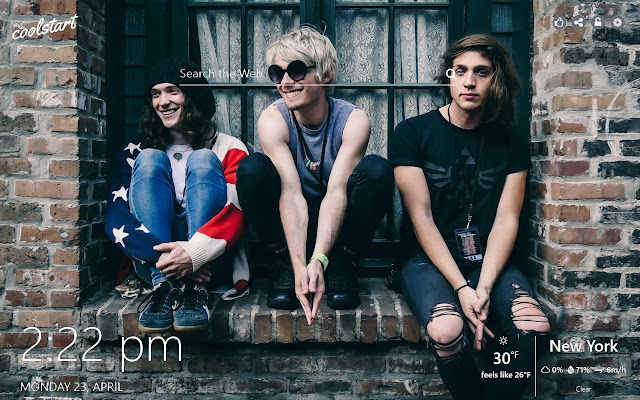 Waterparks HD Wallpapers Rock Music Theme