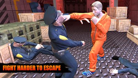 Police Airplane Prison Escape 1.6 screenshot 1108708