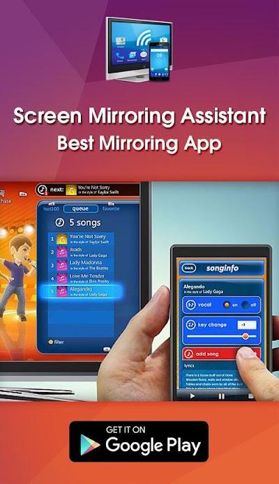 Miracast app apk