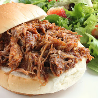 Crock Pot Pulled Pork.