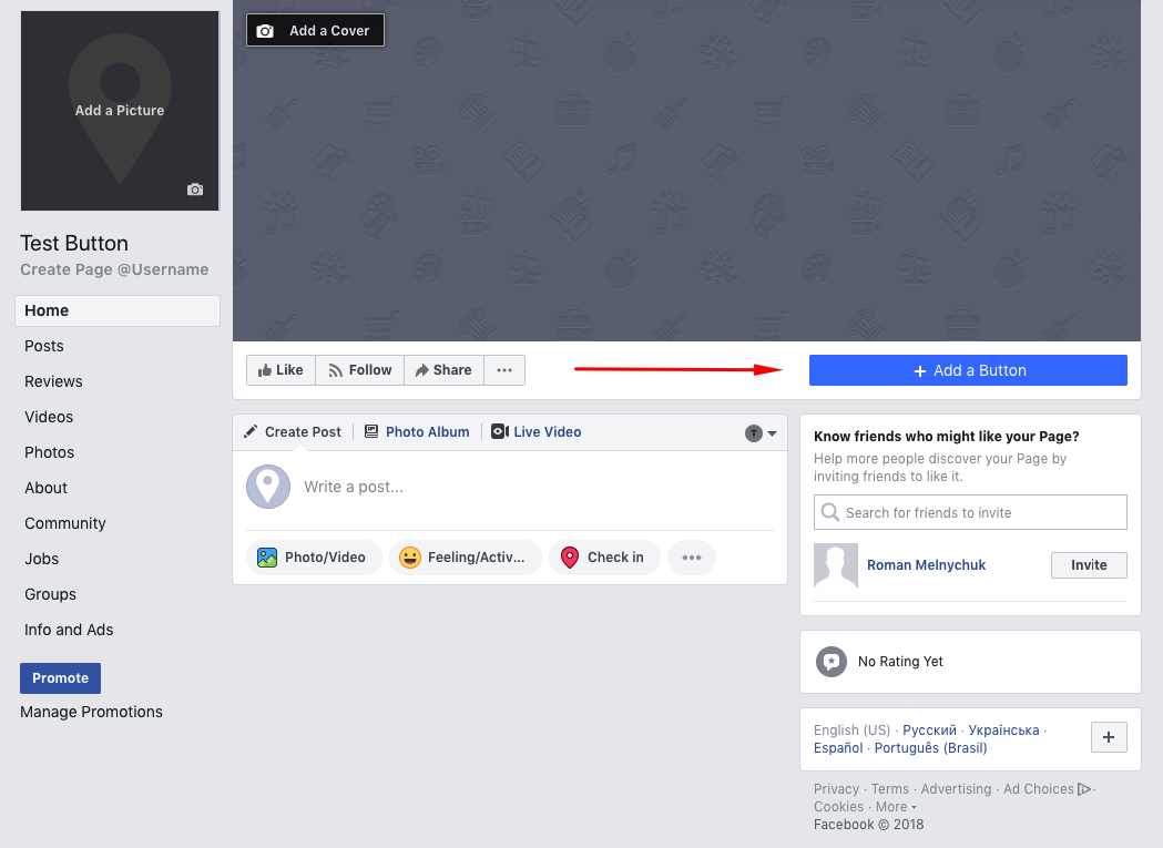 Facebook Integration Guide (Developer Accounts ONLY