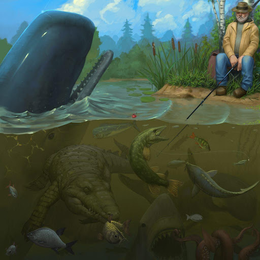 World of Fishers, Fishing game screenshots apkspray 1