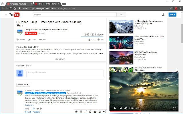 Enhancer for YouTube™