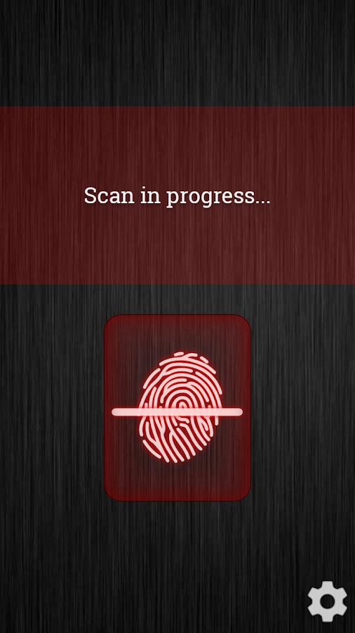 Lie Detector Premium Prank - screenshot