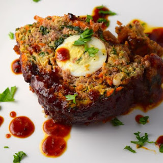 Hearty Fall Meatloaf.