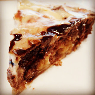 Peanut Butter Half Baked Cheesecake