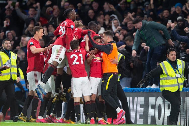 🎥 Manchester United s'adjuge le derby face à City
