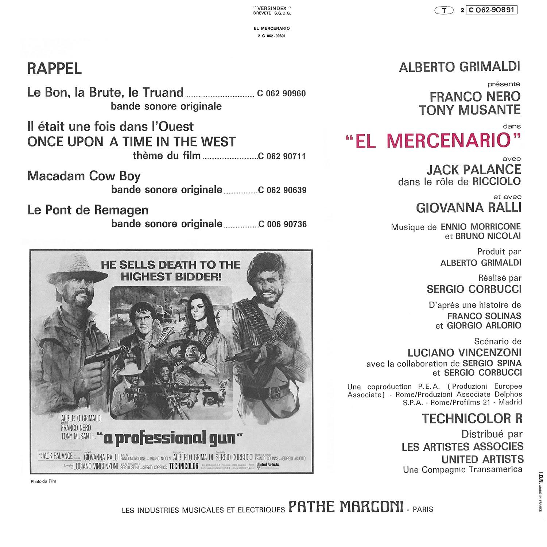 Ennio Morricone, Bruno Nicolai