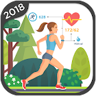 Pedometer - Step Counter & Home Workout icon