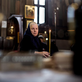 Church Lady Photographer: I Need Photographer by Plamen Stanchev - People Portraits of Women