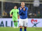 Federico Bernardeschi a déclaré forfait avant la rencontre importante face au Portugal