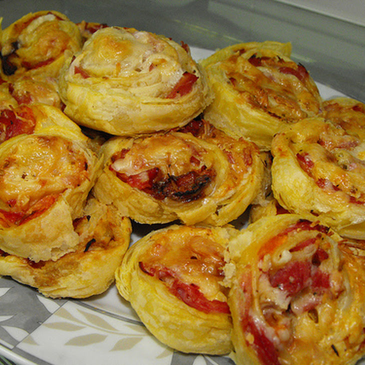 Rolled Puff Pastry Recipe