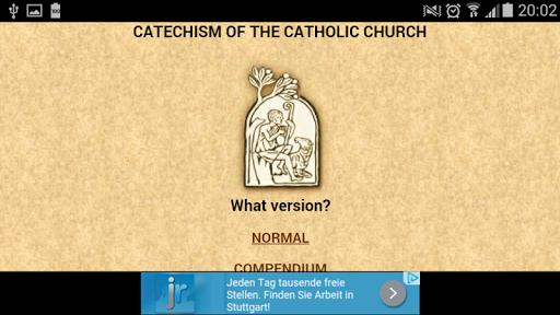 Catechism the Catholic Church