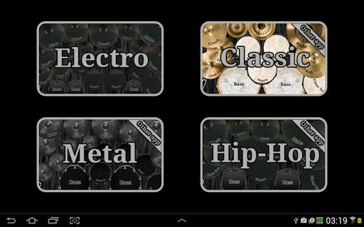 Electronic drum kit 1.3 screenshots 10