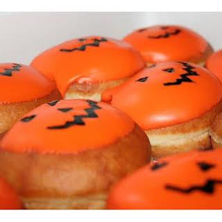 Halloween Doughnuts.