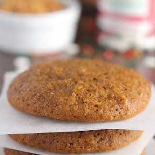 Soft-Baked Ginger Cookies.
