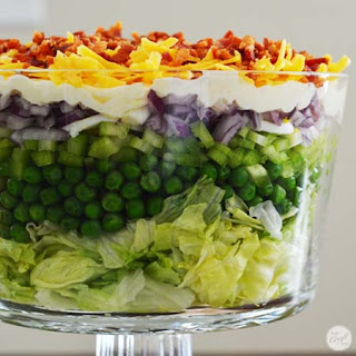 7-layer Salad.