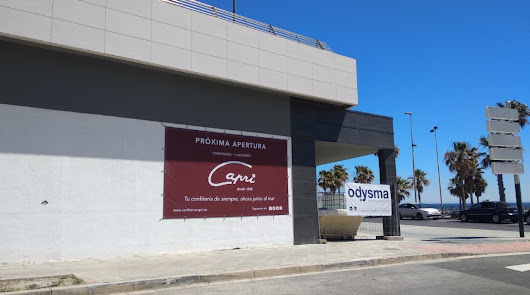 Guerra dulce en La Térmica: la confitería Capri prepara su próxima apertura