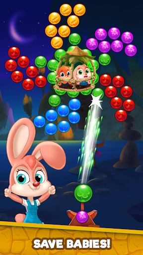 Bubble Friends Bubble Shooter Pop apktram screenshots 15