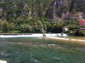 Photo: Il Brenta a Valstagna