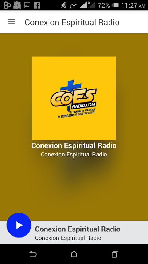 CoEsRadio.com Miami FL- screenshot