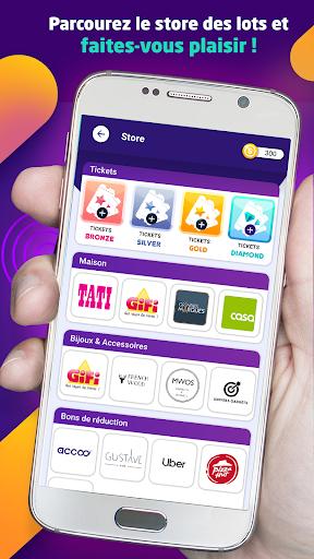 Télécharger Bravospeed : loterie gratuite à 5M€ mod apk screenshots 5