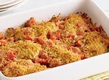 Fast & Fantastic Chicken Parmesan Recipe