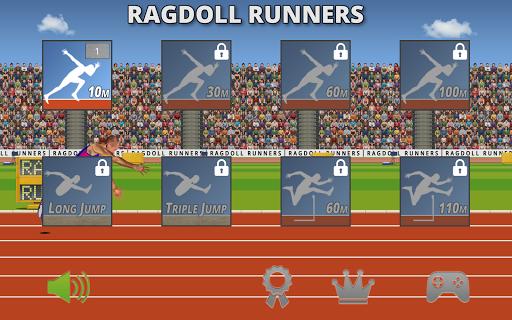Ragdoll Runners screenshot 5