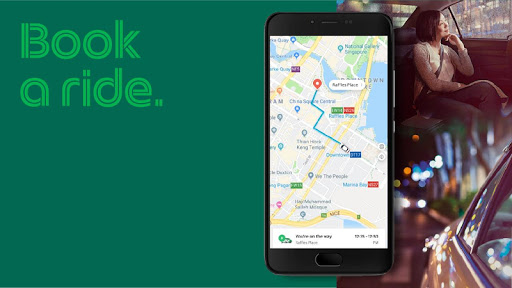 Grab - Transport, Food Delivery, Payments 5.90.1 screenshots 2