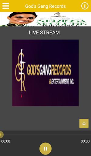 God's Gang Records Ent.