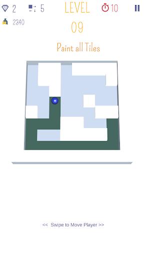 Mazze: A Maze Tile Painting Adventure screenshot 5