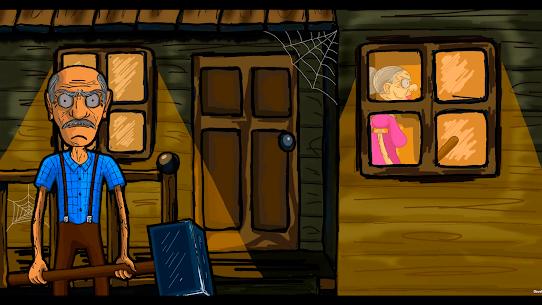 Grandpa And Granny House Escape Mod Apk 1.5.6 (Bots Do Not Attack You and Do Not Kill) 7