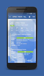 Metar Weather Map- screenshot thumbnail