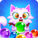 Bubble Shooter: Cat Pop Game 2021 icon
