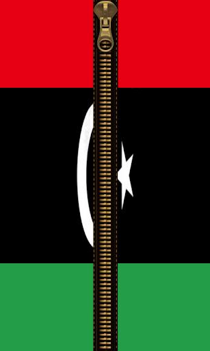 علم ليبيا لقفل الشاشة
