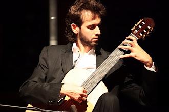 Photo: Petrit Ceku Akademia Gitary 2013 Koncert Zamek Poznańfot. DeKaDeEs