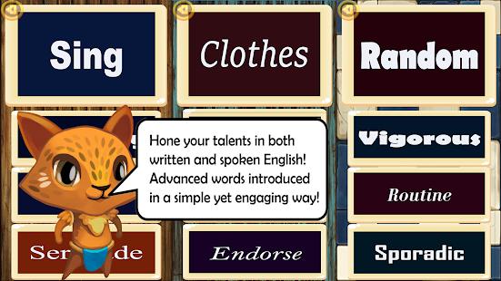 Bigger Better Words: Vocabulary Booster app 3