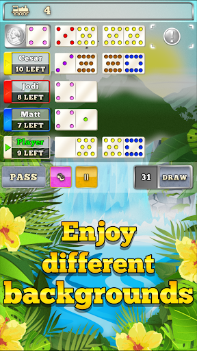 Mexican Train Dominoes Gold 2.0.7-g screenshots 4