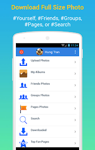 Download Facebook Photo Albums- screenshot thumbnail
