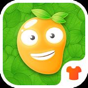 Cartoon Theme - Mango Fruit