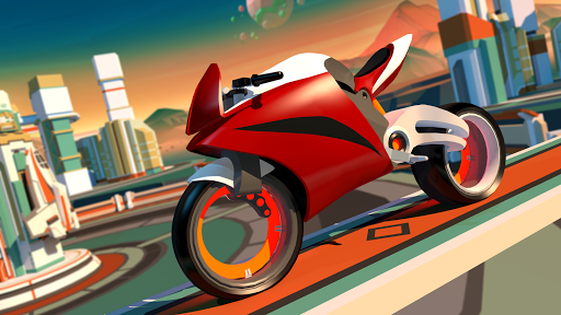 Gravity Rider: Extreme Balance Space Bike Racing 1.18.0 screenshots 2