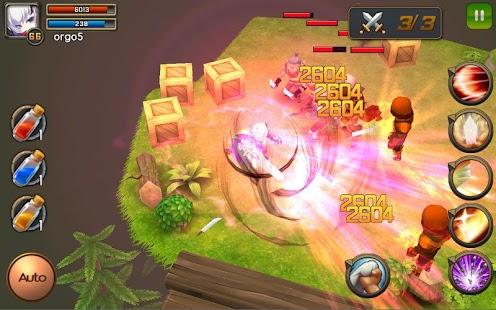 Darklord Tales Screenshot