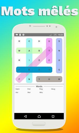 Free Word Search Puzzles Game  screenshots EasyGameCheats.pro 1