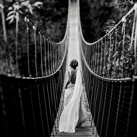 Wedding photographer Oier Aso (artefotobodas). Photo of 03.10.2017