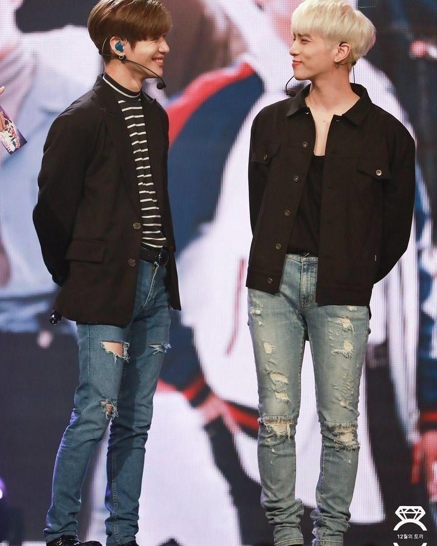 Taemin and Jonghyun