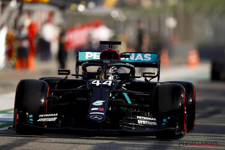 """Lewis Hamilton komt terug op crash Grosjean: """"Het helpt dat we weten dat jullie er zijn als er iets met ons zou gebeuren"""""""
