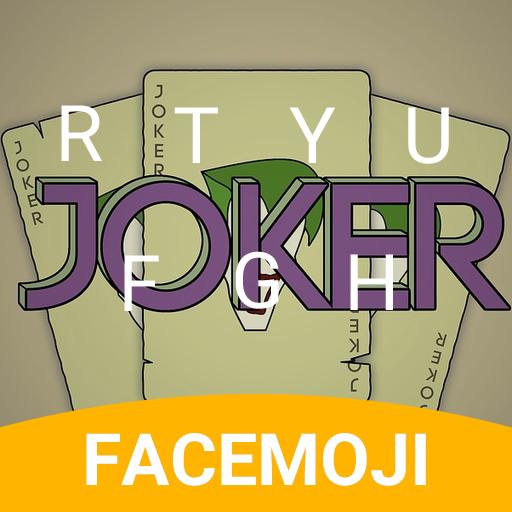 Joker Card Keyboard Theme for DC